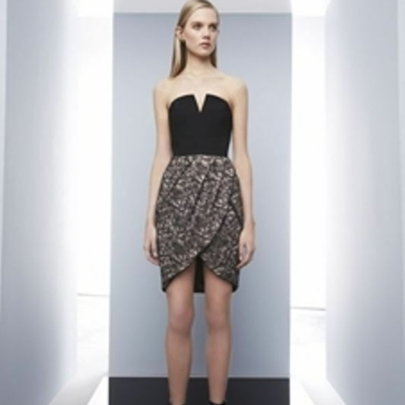 camilla & marc Dresses & Skirts - CAMILLA and MARC Ultimate BUSTIER Strapless Dress